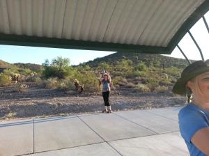 Sonoran Preserve Selfie